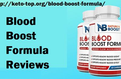What is the price of Blood Boost Formula Reviews?