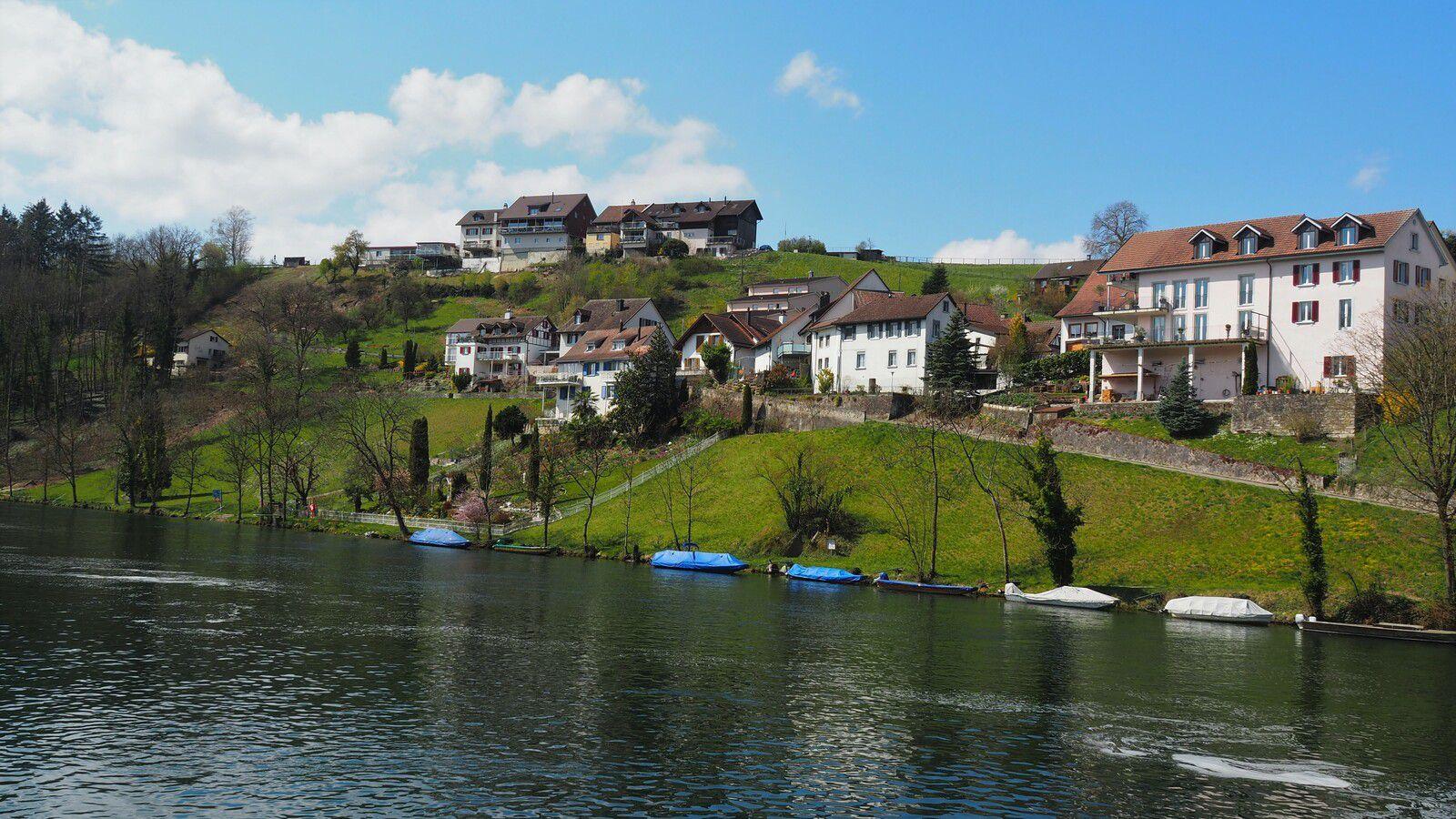 SH: Neuhausen am Rheinfall