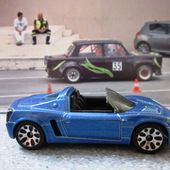 OPEL SPEEDSTER CABRIOLET MATCHBOX 1/55 - car-collector.net