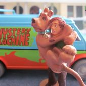 SCOOBY DOO THE MYSTERY MACHINE CORGI 1/36 - car-collector