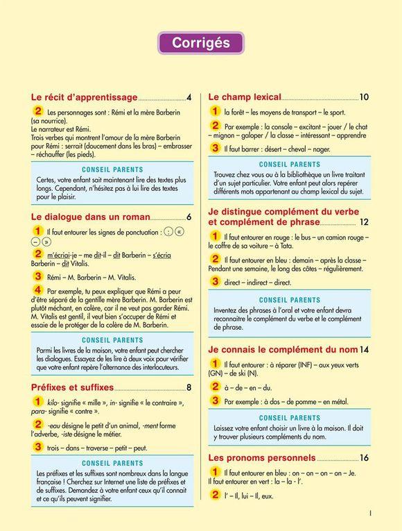 Cahier de vacances Dyslexie - CM2