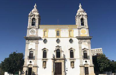 Eglise São Pedro et Notre-Dame du Mont Carmel, Faro - Algarve.
