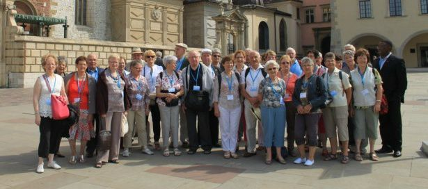 Voyage du MCR-CIL en Pologne