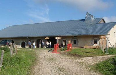 La Rando des Passeurs 2010 - Chapelle des Bois (Doubs)