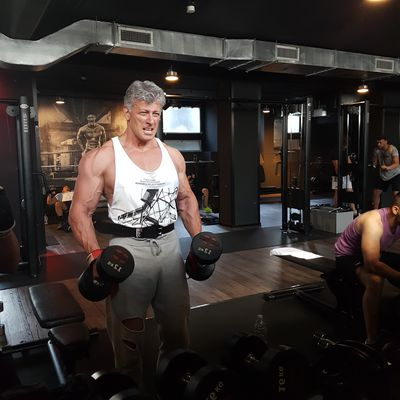 Palestra Online - Coaching Online fitness e Bodybuilding