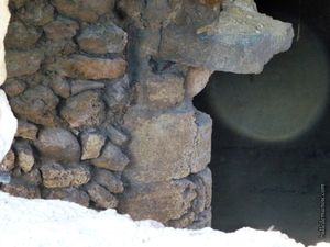 Quelques vues à l'intérieur des caves