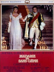 Lenny Barre se marre : Madame Sans-Gêne