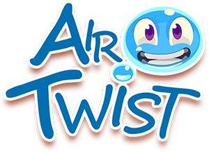 Voici à la nouvelle version de puzzle game pour enfants AirTwist !