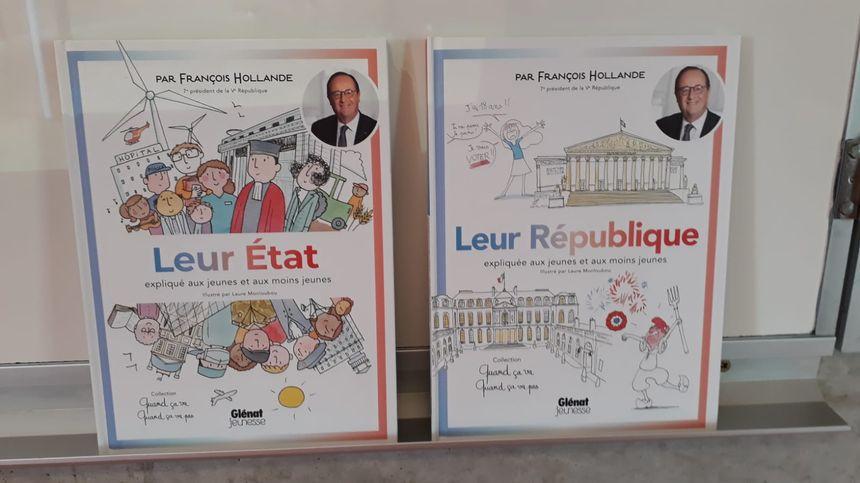 Deux livres à vivre au CDI
