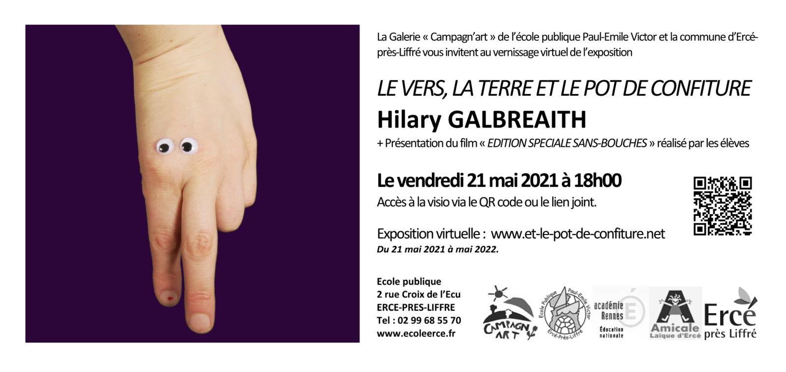 Vernissage de l'exposition Campagn'art