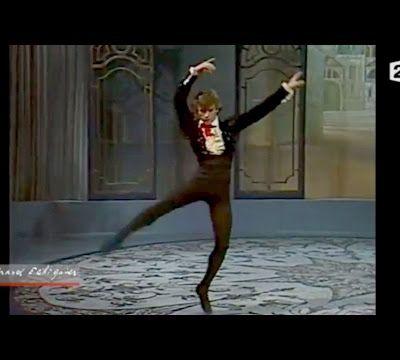 Le danseur étoile Patrick Dupond n'est plus