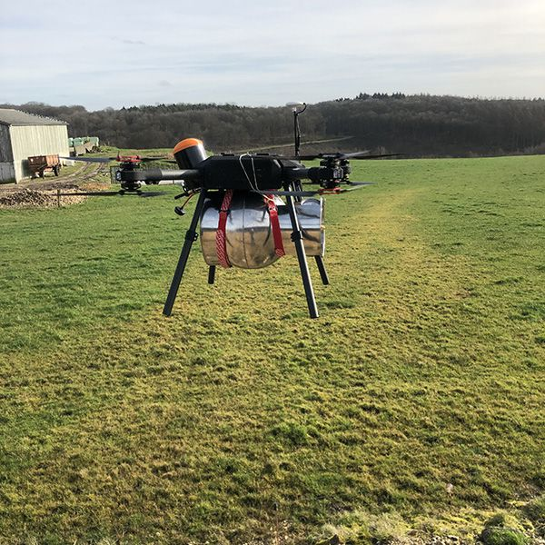 centre innovation drone normandie