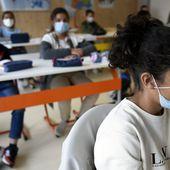 """Port du masque dès 6 ans à l'école : """"Une mesure importante à prendre pour protéger les enseignants et les enfants"""", estime la société française de pédiatrie"""