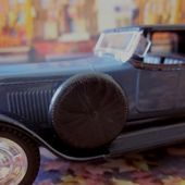 HISPANO SUIZA H6B PHAETON DECOUVRABLE 1926 SOLIDO 1/43. - car-collector.net
