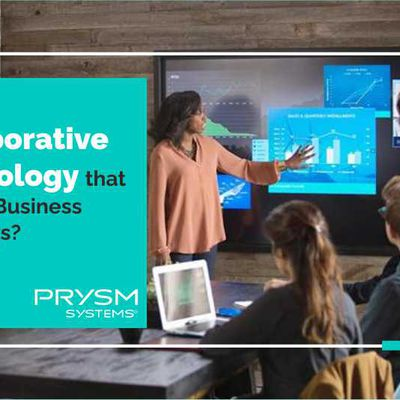 Do You Know About These 5 Key Collaborative Technology Benefits?