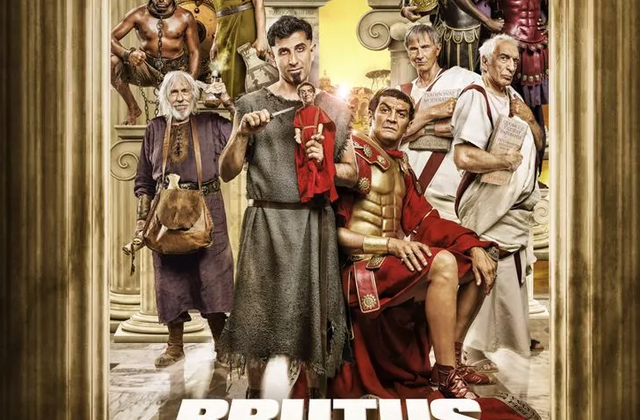 Critique Ciné : Brutus vs César (2020, Amazon Prime)