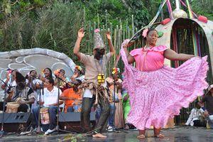 Festival des Diablos et Congos de Portobelo