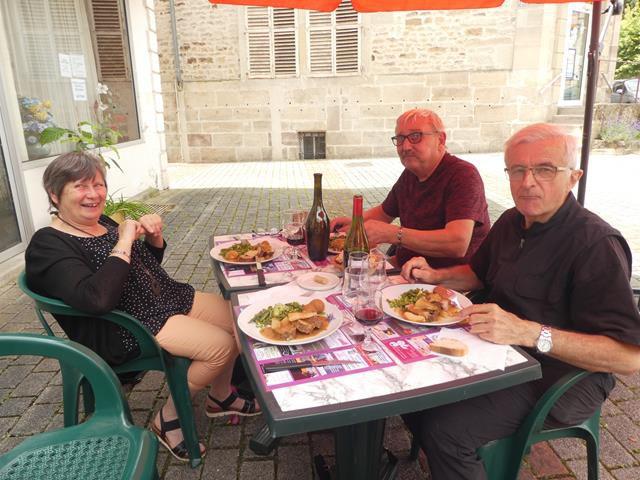 Un beau dimanche à La Vôge les Bains