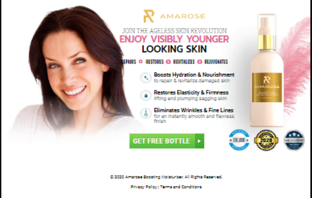 Amarose Boosting Moisturizer : Reviews, Instructions to Use, Ingredients & Buy!