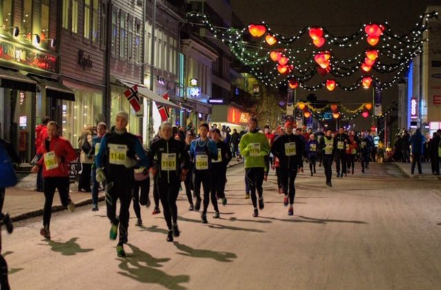 Polar Night Halfmarathon