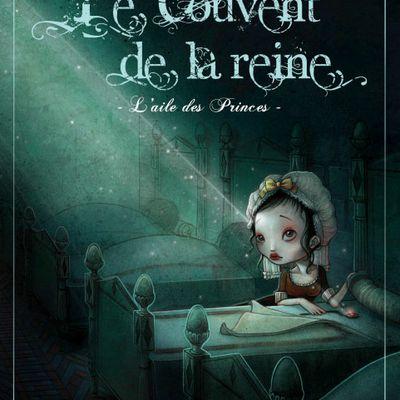 """L'aile des Princes (t.1 de la série """"Le Couvent de la Reine"""")"""