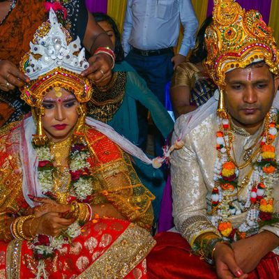 The Candid wedding photographer in Bhubaneswar captures the unexpected