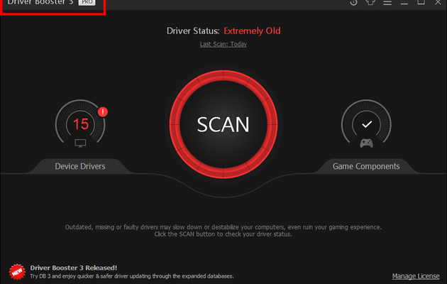 Iobit Driver Booster 6.4.0.398 2019 + Portable