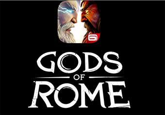 Gods of Rome sur iPhone, iPodT, iPad, Mobiles