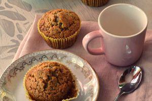 Muffins citron pavot {de Chloé Coscarelli}