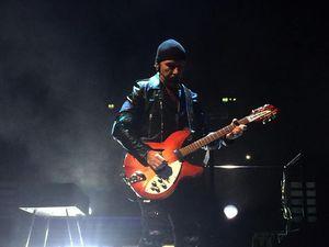 U2 -Berlin -Allemagne 31/08/2018 -Mercedes-Benz Arena