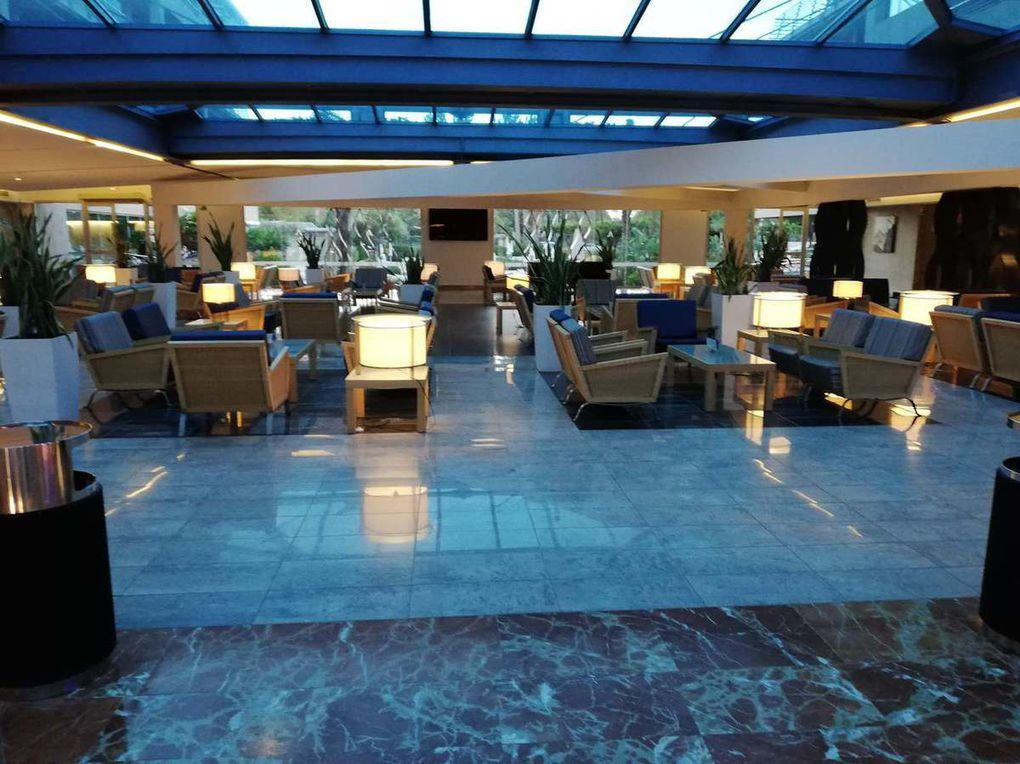 Cette année on était a l'hotel Aqua Onabrava 700 metres plus loin