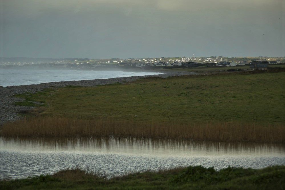 Balade en bord de mer du côté de Plovan