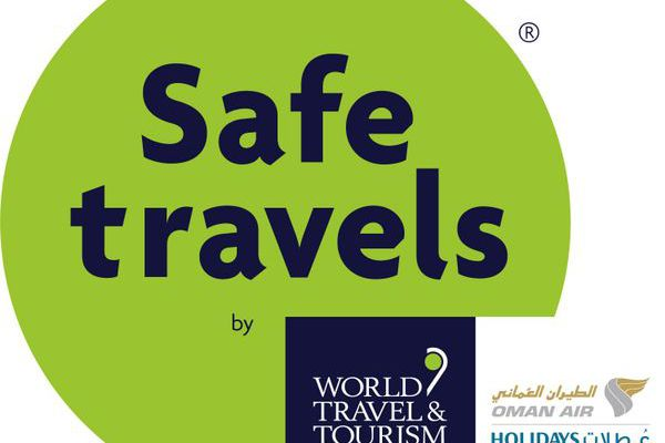 Oman Airlines received WTTC Safe Travels Stamp
