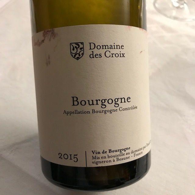 Soirée Bourgogne générique club AOC Barr mai 2018