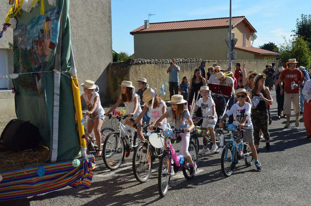 Le char rue des Erables