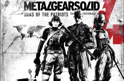Plus d'informations sur Metal Gear Solid 4 Anniversary Edition