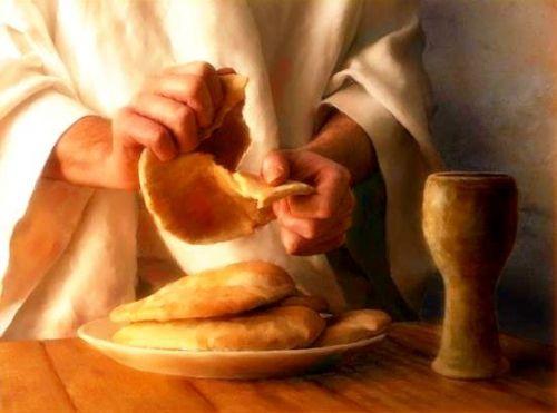 Evangile du Dimanche 08 Août « Je suis le pain vivant, qui est descendu du ciel » (Jn 6, 41-51) #parti2zero #evangile