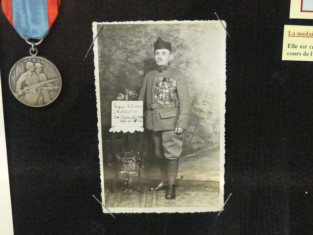Médailles, histoire et témoignages
