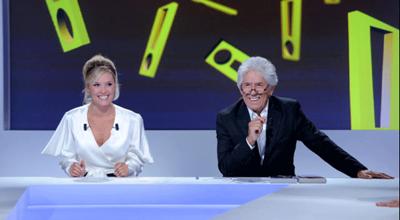 Philippe Gildas aux commandes de la fausse émission sur Comédie !