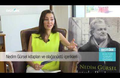 """Pour les lecteurs bilingues : interview à Istanbul sur mon dernier ouvrage """"Son fasıl"""" (""""Le dernier chapitre""""), en cours de traduction en français"""