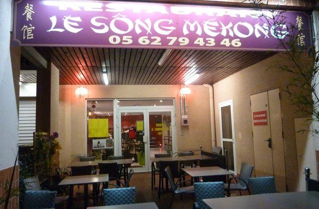 SAINT JORY : RESTAURANT LE SONG MEKONG