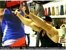 La musculation, votre allié, pour Sébatien Dubusse, blog Musculation/Fitness Passion