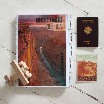 Road trip Ouest américain (Tome 1)