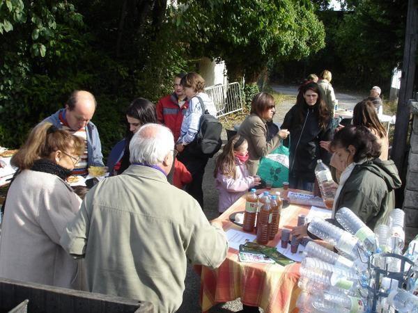 Journée d'activités autour de la pomme et des produits du terroir
