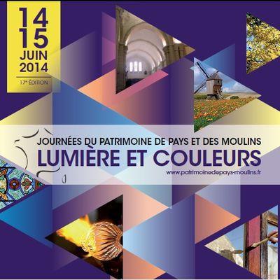 Journée du Patrimoine de Pays et des Moulins 2014