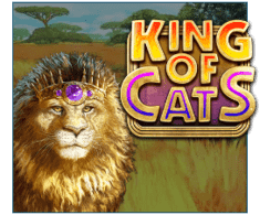 machine a sous mobile King of Cats logiciel Big Time Gaming