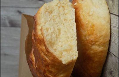 Baguettes briochées