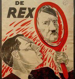 El surrealismo rima con revuelta y sobre todo comunismo. René Magritte no es una excepción a la regla.