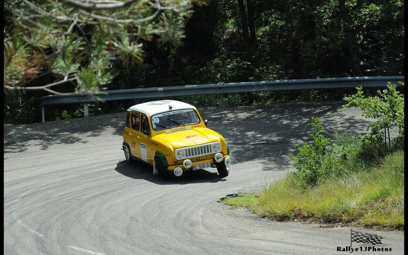 Montée historique du Colombier 2012: Les montes de l'après-midi