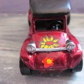 DUNE BUGGY MAJORETTE 1/55 VOITURE MINIATURE - car-collector.net